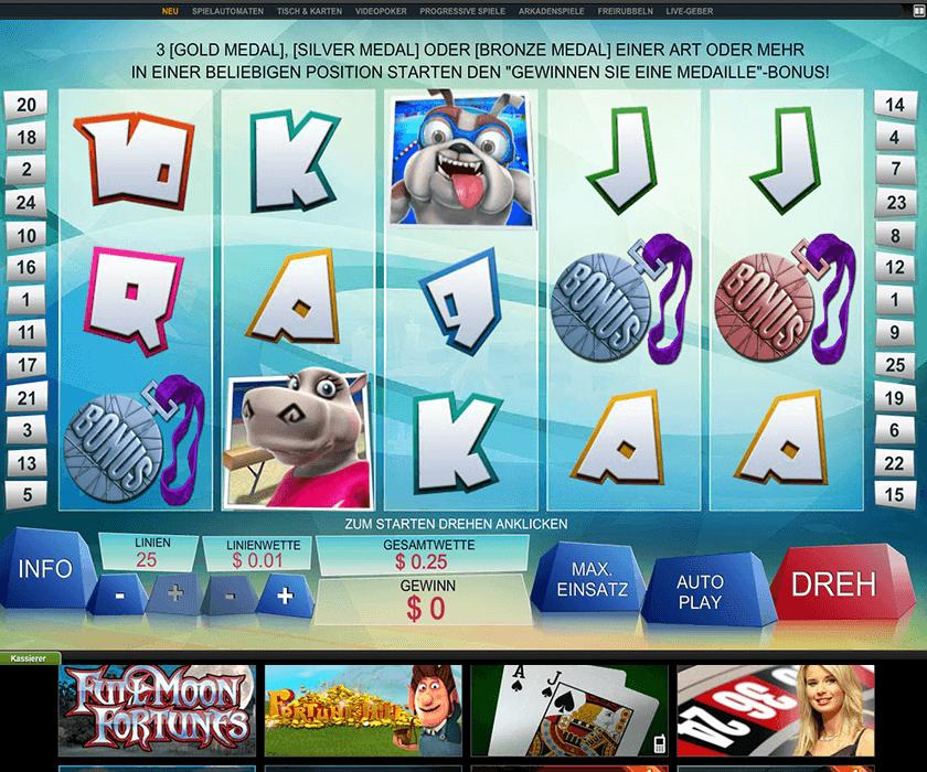 test online casino spielautomat spiel