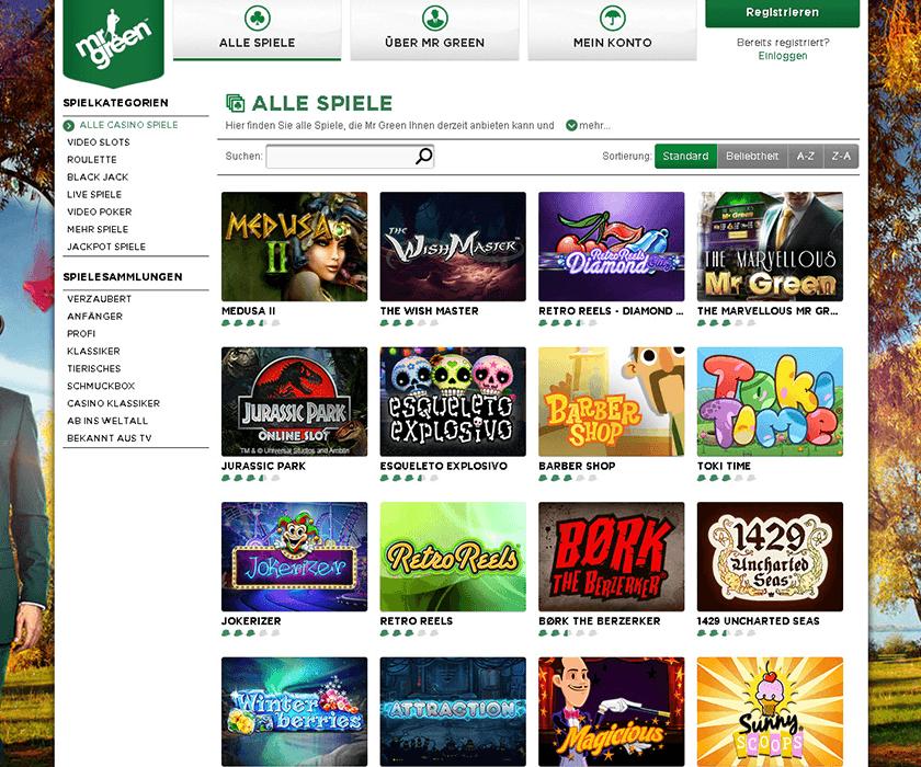 online casino casino games ohne anmeldung