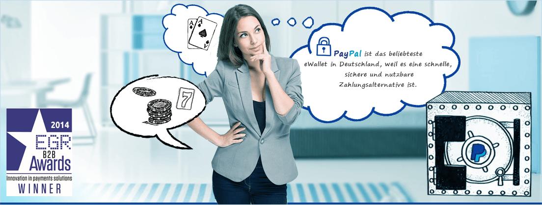 einzahlung auf paypal konto kosten